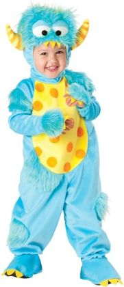 Lil' Monster Toddler Costume: 4T