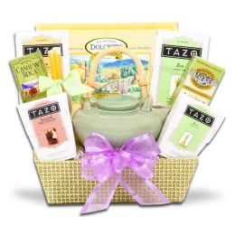 Alder Creek Springtime Zen Tea Tray Gift Set