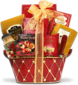 Alder Creek Holiday Greetings Gift Basket