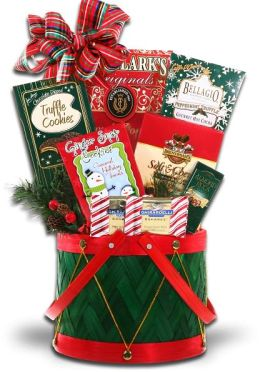 Alder Creek Little Drummer Boy Gift Basket