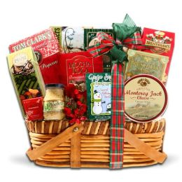 Alder Creek Gourmet Traditions Gift Basket