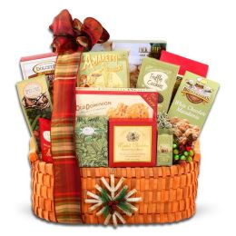 Holiday Gourmet Traditions Gift Basket