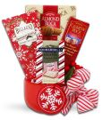 Product Image. Title: Alder Creek Holiday Latte Mug Gift Set