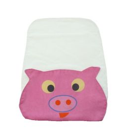 Baby Sweat Towel - Piggy