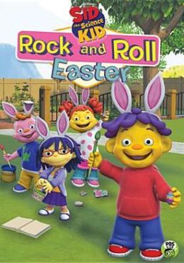 Sid The Science Kid: Sid Rock & Roll Easter W/Puzz