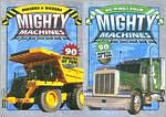 Mighty Machines: Diggers & Dozers/Big Wheels Rollin'