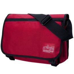 Manhattan Portage Europa Bag Red, Medium