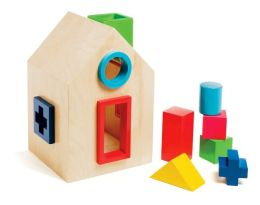 Sort A Shape House