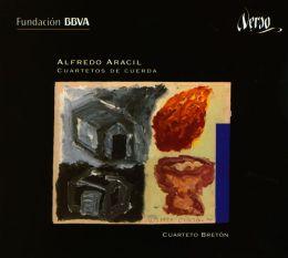 Alfredo Aracil: Cuartetos de cuerda