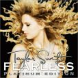 CD Cover Image. Title: Fearless [Platinum Edition] [Bonus Tracks] [CD/DVD], Artist: Taylor Swift