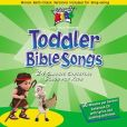 CD Cover Image. Title: Toddler Bible Songs, Artist: Cedarmont Kids