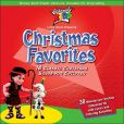 CD Cover Image. Title: Christmas Favorites, Artist: Cedarmont Kids
