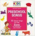 CD Cover Image. Title: Preschool Songs, Artist: Cedarmont Kids