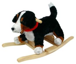 HAPPY TRAILST Dog Plush Rocking Animal