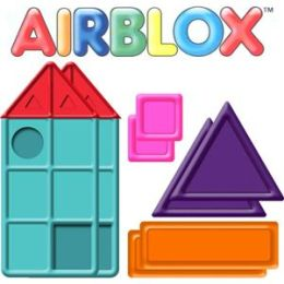 Airblox 10 Piece Set - Build A Play House - Great Gift