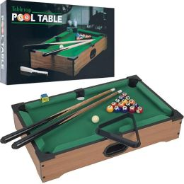 Trademark Games Mini Table Top Pool Table with Accessories