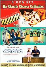 Classic Cinema Collection: Houdini/Money from Home/Papa's Delicate Condition
