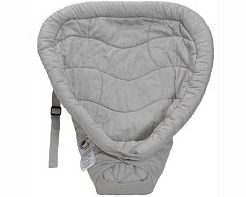 ERGO Baby Heart2Heart Infant Insert - Silver