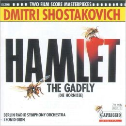 Shostakovich: Suites from the film scores Hamlet & The Gadfly