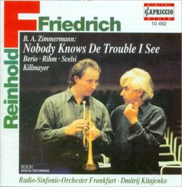 Nobody Knows de Trouble I See: Trompetenkonzerte des 20. Jahrhunderts