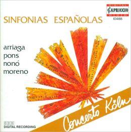 Sinfonias Españolas