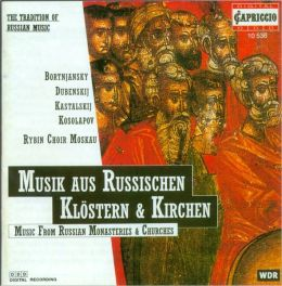 Music from Russian Monasteries & Churches