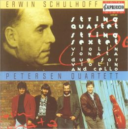 Schulhoff: String Quartet; String Sextet; Duo for Violin and Cello