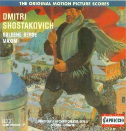 Shostakovich: Goldene Berge; Maxim