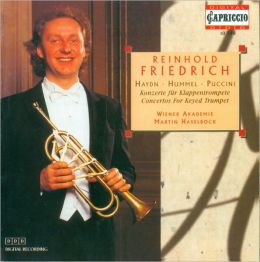 Concertos for Keyed Trumpet