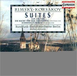 Rimsky-Korsakov: Suites