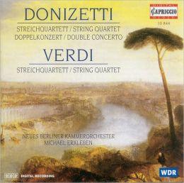 Donizetti, Verdi: String Quartets