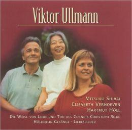 Victor Ullman: Lieder