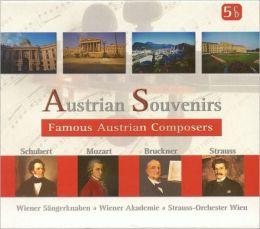 J.G. Albrechtsberger: Austrian Souvenirs