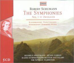 Robert Schumann: The Symphonies Nos. 1-4; Zwickauer