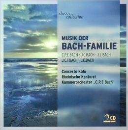 Music of the Bach Family/Various