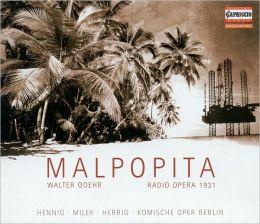 Walter Goehr: Malpopita