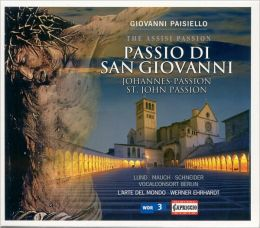 Giovanni Paisiello: Passio di San Giovanni