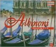 Albinoni: Concerti Op. 5, 7, 9