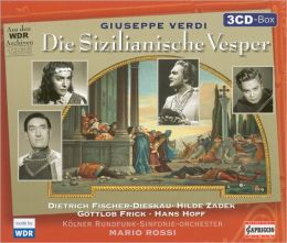 Giuseppe Verdi: Die Sizilianische Vesper