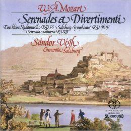 Mozart: Serenades & Divertimenti [Hybrid SACD]