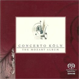 The Mozart Album [Hybrid SACD]