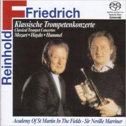 Klassische Trompetenkonzerte: Mozart, Haydn, Hummel [Hybrid SACD]