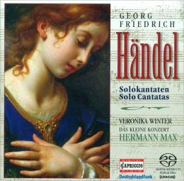 Händel: Solokantaten [Hybrid SCD]