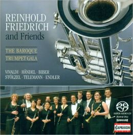 The Baroque Trumpet Gala [Hybrid SACD]