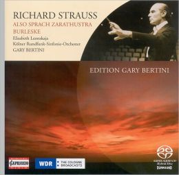 Richard Strauss: Also Sprach Zarathustra; Burleske [Hybrid SACD]