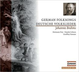 Johannes Brahms: German Folksongs