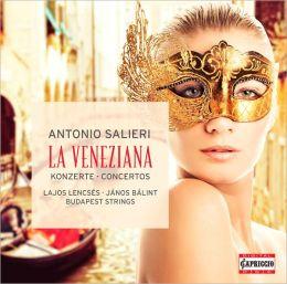 Antonio Salieri: La Veneziana