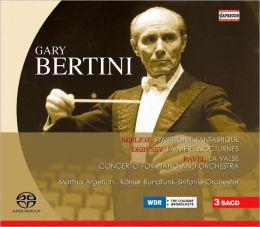 Gary Bertini conducts Berlioz, Ravel & Debussy