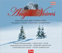 Angel Voices: The Boys' Choir Christmas Celebration