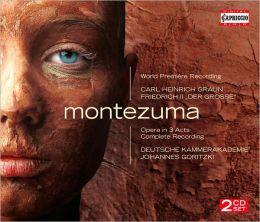 Karl Heinrich Graun: Montezuma